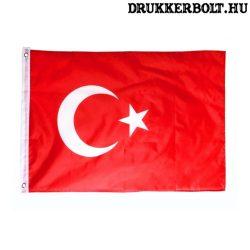 Törökország zászló (90x150 cm) - török válogatott zászló