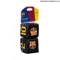 FC Barcelona plüss dobókocka - eredeti FCB termék