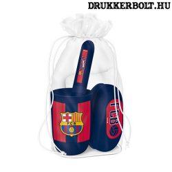 FC Barcelona fürdőszobai szett / tisztasági csomag - Barca szurkolói termék