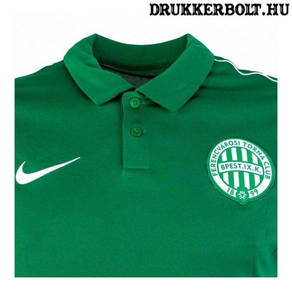 Nike Ferencváros galléros póló / mez - Fradi címeres galléros szurkolói mez