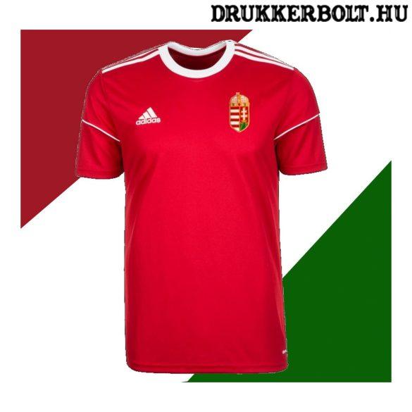 Adidas Magyar válogatott szurkolói mez - Adidas mez hímzett címerrel (piros)