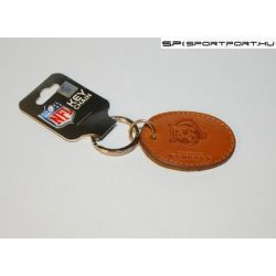 Cincinnati Bengals bőr NFL kulcstartó  - eredeti, hivatalos klubtermék