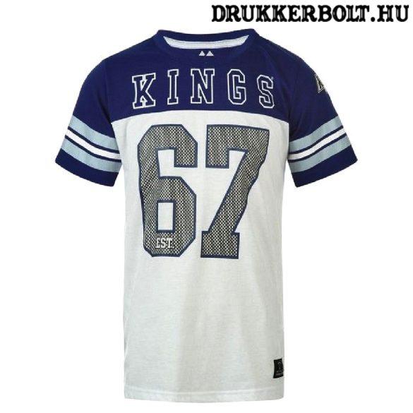 Majestic NHL Los Angeles Kings hivatalos póló / mez - eredeti klubtermék (gyerek)