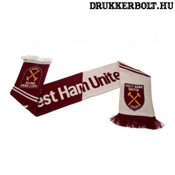 West Ham United sál - eredeti WHU szurkolói sál (hivatalos, hologramos klubtermék)