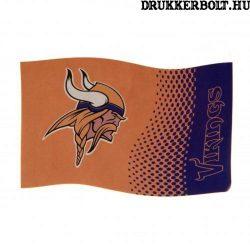 Minnesota Vikings zászló - NFL zászló (eredeti, hologramos klubtermék)