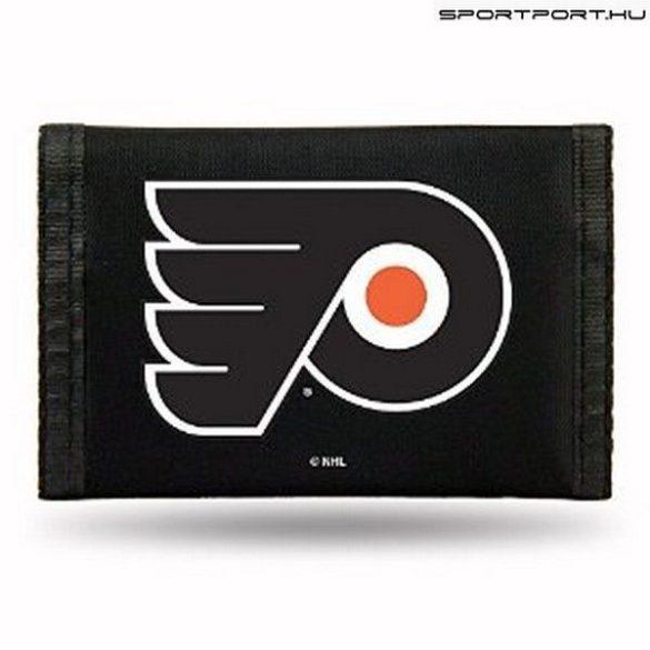 Philadelphia Flyers pénztárca (eredeti, hivatalos NHL klubtermék)