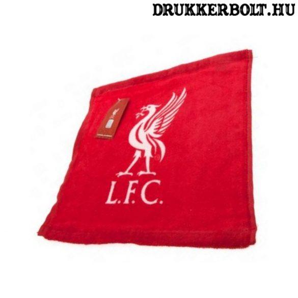 Liverpool mini törölköző (kéztörlő / arctörlő)
