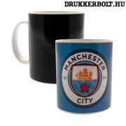 Manchester City bögre - hőképes bögre (meleg ital hatására jelenik meg a logó)