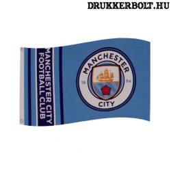 Manchester City zászló (eredeti, hivatalos klubtermék)
