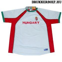 Magyarország kézilabda mez - fehér Hungary feliratos magyar válogatott mez szurkolóknak (akár feliratozva is)