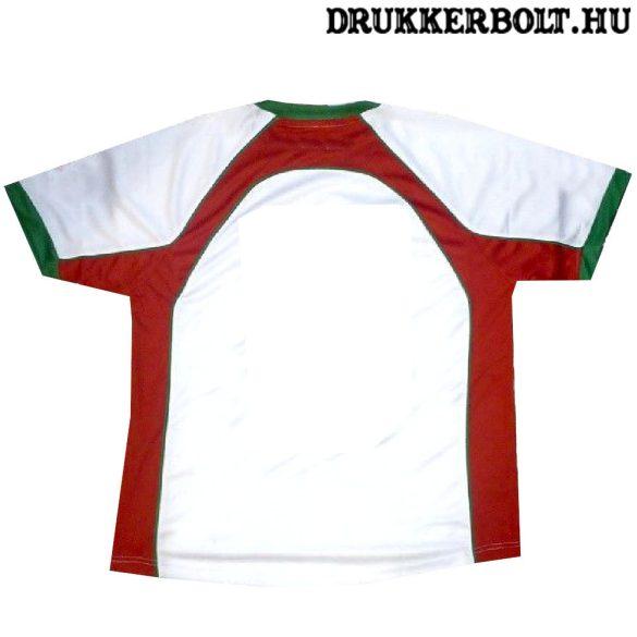 Magyarország kézilabda mez (fehér) - Hungary feliratos magyar válogatott mez szurkolóknak (akár feliratozva is)