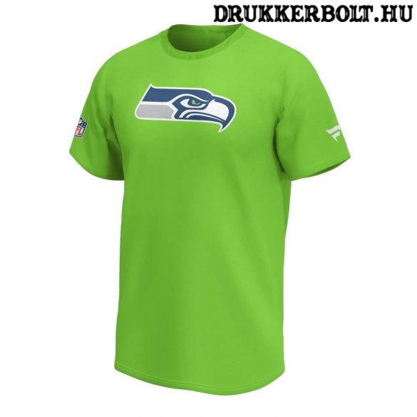 Fanatics NFL Seattle Seahawks hivatalos póló  - eredeti NFL klubtermék