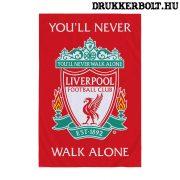 Liverpool Fc takaró - eredeti, hivatalos klubtermék