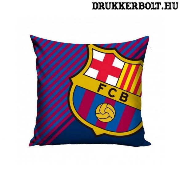 FC Barcelona kispárna huzat - eredeti, hivatalos termék!