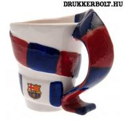F.C. Barcelona kakaós bögre - hivatalos klubtermék