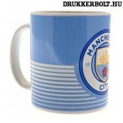Manchester City Mug - világoskék Man City bögre