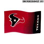Houston Texans zászló -hivatalos  NFL zászló (eredeti, hologramos klubtermék)