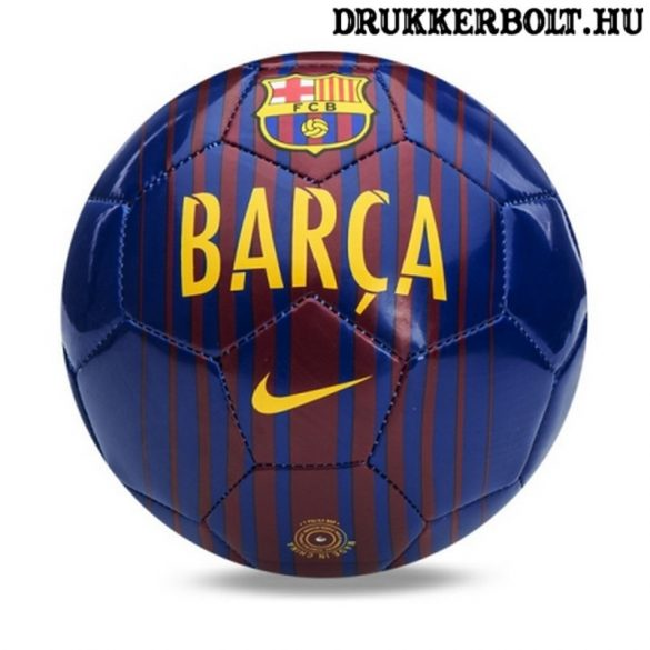 Nike FC Barcelona mini football - 1-es méretű Barca labda