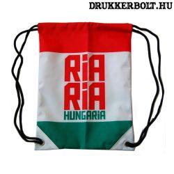 Magyarország tornazsák / zsinórtáska - hivatalos magyar szurkolói termék