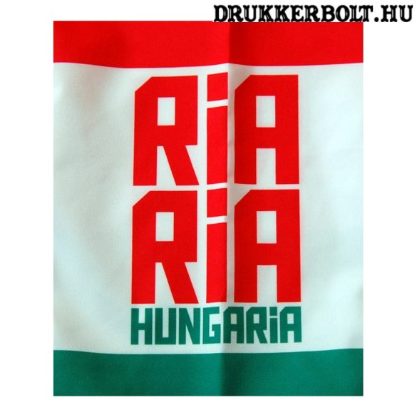 Magyarország tornazsák / zsinórtáska - magyar szurkolói termék (Ria Ria Hungária)