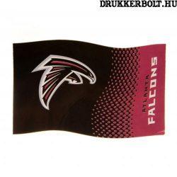 Atlanta Falcons zászló -hivatalos  NFL zászló (eredeti, hologramos klubtermék)