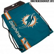 Miami Dolphins tornazsák / zsinórtáska - eredeti, hivatalos NFL klubtermék