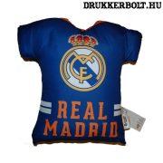 Real Madrid kispárna (kék-fehér) - eredeti, hivatalos ajándéktárgy!