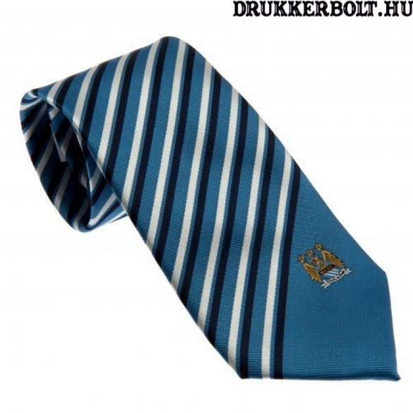 Manchester City FC nyakkendő (többféle) - eredeti, limitált kiadású klubtermék!