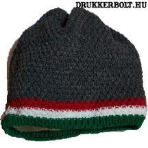 Magyarország sapka - hivatalos szurkolói kötött sapka (szürke)