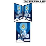 Real Madrid vonalas füzet A/5 méretben (1232 - 3.osztály)