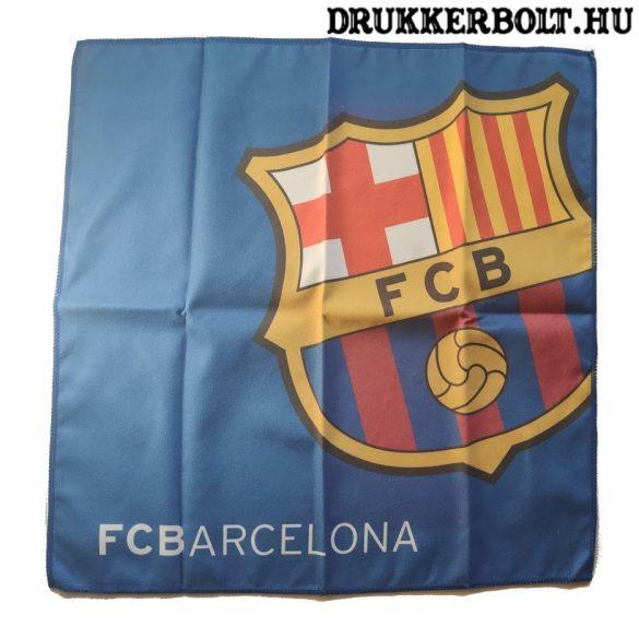 FC Barcelona mini törölköző (kéztörlő / arctörlő)