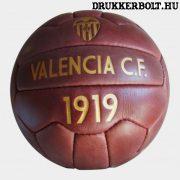 Valencia CF retro bőrlabda - eredeti szurkolói termék !