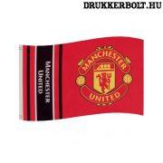 Manchester United zászló - hivatalos klubtermék