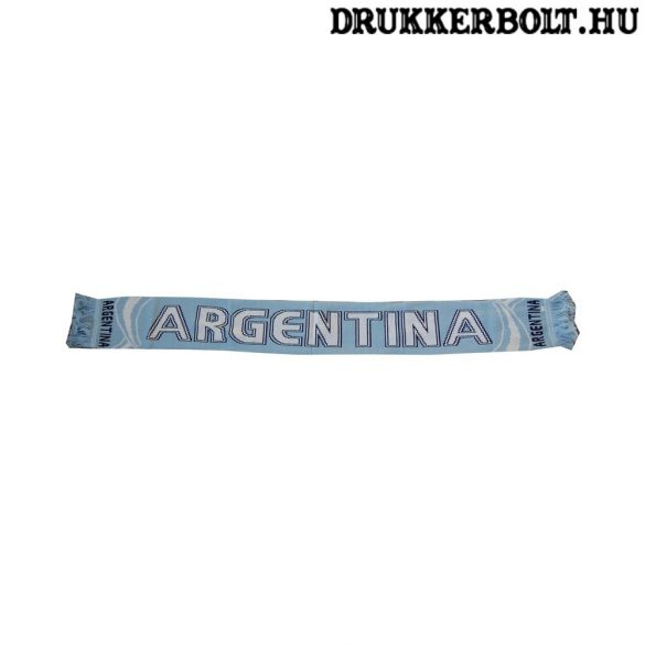 Argentina sál - eredeti argentin szurkolói sál