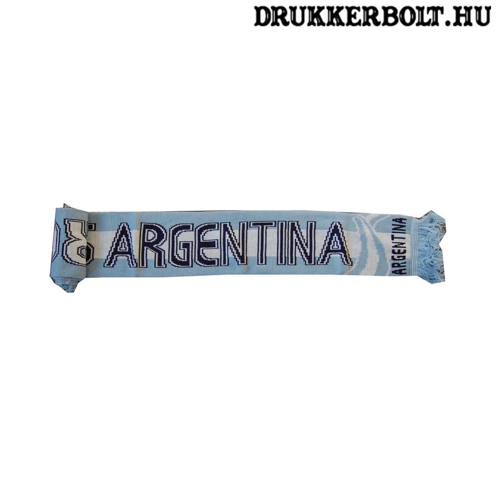 Argentina sál - eredeti argentin szurkolói sál - Magyarország egyik ... 1fa883fe07