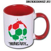 Magyarország bögre (címeres)