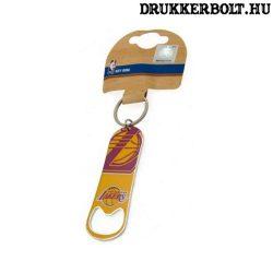 Los Angeles Lakers kulcstartó sörnyitóval / üvegnyitóval - eredeti NBA klubtermék!!