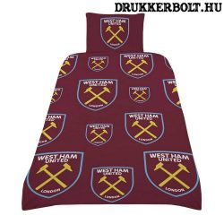 West Ham United ágynemű garnitúra - eredeti, hologramos Hammers klubtermék!