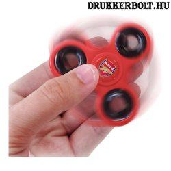 Arsenal fidget spinner - Diztracto Spinnerz ujjpörgettyű - eredeti, hivatalos klubtermék!