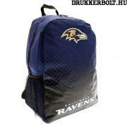 Baltimore Ravens hátizsák / hátitáska - eredeti, hivatalos NFL klubtermék