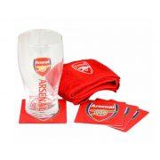 Arsenal bár szett - eredeti, liszenszelt klubtermék!