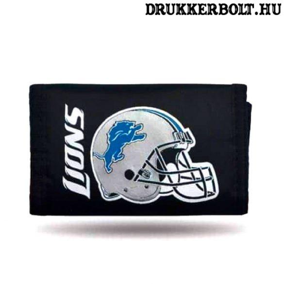 Detroit Lions NFL pénztárca (eredeti, hologramos klubtermék)