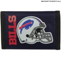 Buffalo Bills pénztárca (eredeti, hivatalos NFL klubtermék)