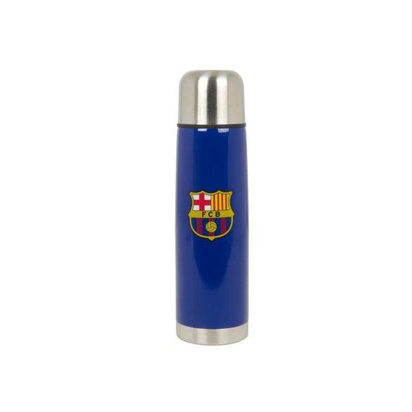 Barcelona aluminium termosz (hivatalos,hologramos klubtermék)