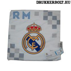 Real Madrid kispárna huzat (37x37 cm) - eredeti, hivatalos ajándéktárgy!