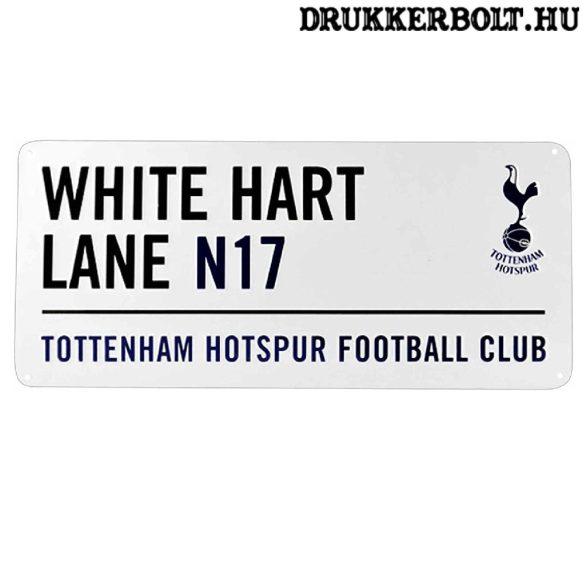 Tottenham Hotspur FC utca tábla - eredeti, hivatalos klubtermék