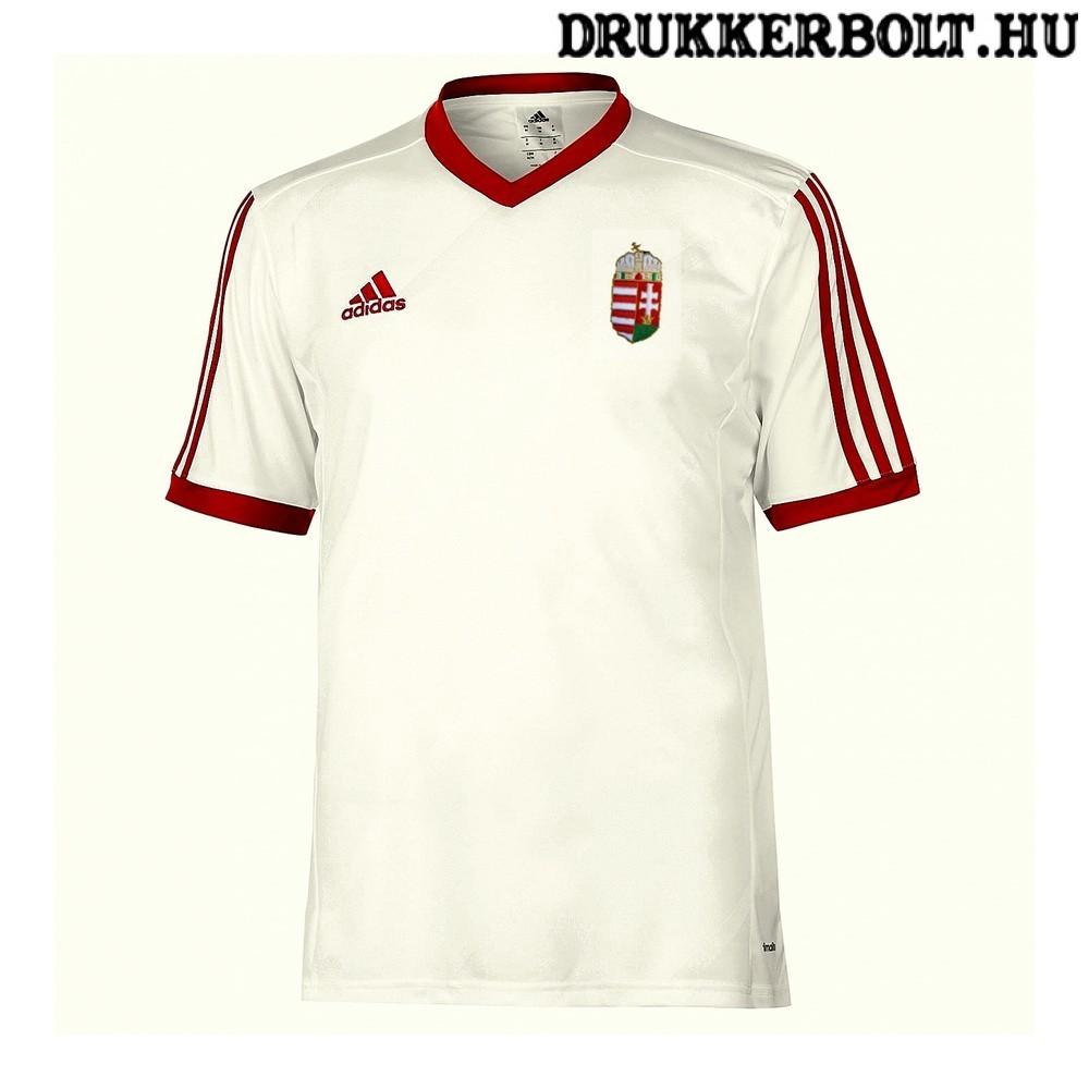 Adidas Magyar válogatott mez (gyerek) - Adidas Magyarország szurkolói  gyerek mez hímzett címerrel c75a20ef2d