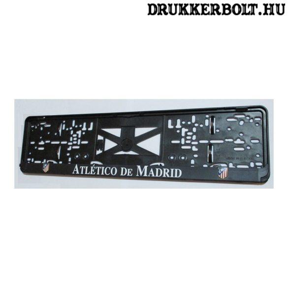 Atletico Madrid rendszámtábla tartó (2 db) - hivatalos, logózott klubtermék