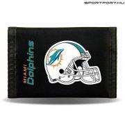 Miami Dolphins - NFL pénztárca (eredeti, hologramos klubtermék)