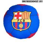 FC Barcelona kispárna (focilabda alakú) - eredeti, liszenszelt FCB klubtermék